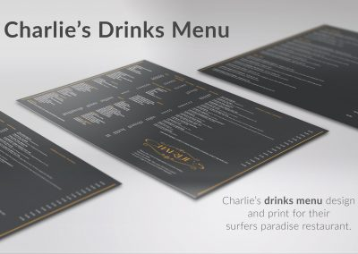 Flyer Charlies