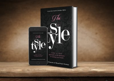 book of style + phone